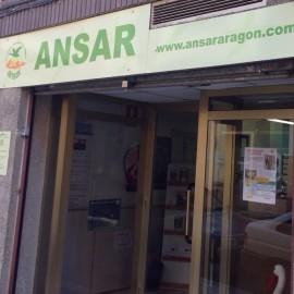 Nueva imagen en la fachada de ANSAR