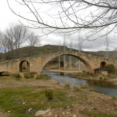 Puente romano de Luco de Jiloca