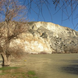 CAMINO NATURAL DEL EBRO GR 99:     Torres de Berrellén-Utebo