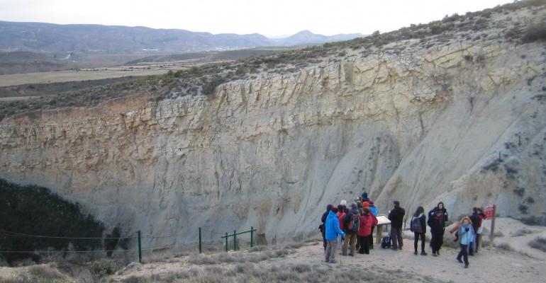 Crónica de la excursión a Valdoria y sima de San Pedro