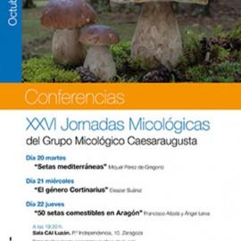 XXVI Jornadas Micológicas