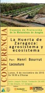 Confe La Huerta de Zgz 9nov