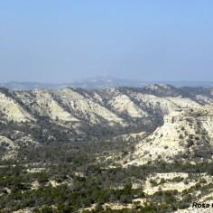 Panorámica desde la Sierra de Alcubierre