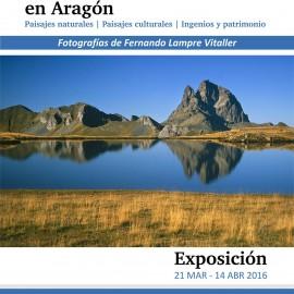 Exposición fotográfica: «Paisajes e ingenios del agua en Aragón»
