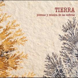 """El CD-libro """"TIERRA. POEMA Y MÚSICA DE LAS ESFERAS"""""""