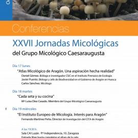 XXVII Jornadas Micológicas