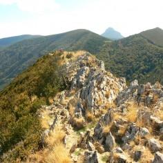 Cumbre del Pico Peiró (1586 m)