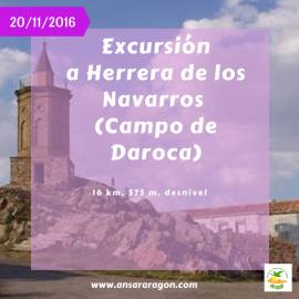 Excursión a Herrera de los Navarros