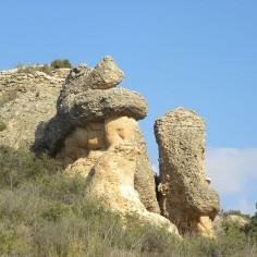 Conglomerados miocénicos Villanueva de Huerva