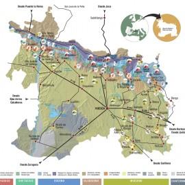 Miniguía sobre Geología de la Hoya de Huesca.