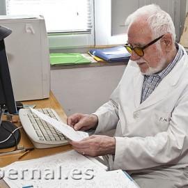 HA FALLECIDO D. PEDRO MONTSERRAT