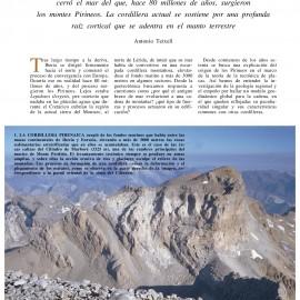 Geotectónica de los Pirineos
