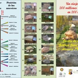 GEOLOGÍA. Jardín de Rocas en Alcorisa