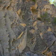 18 Estratos-verticales-FM-Belsué-Atarés-Puente-del-río-Basa (4ª parada)