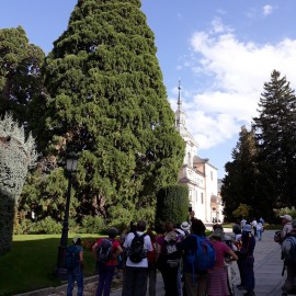 Reseña del viaje a Segovia