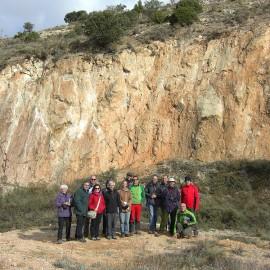 GEOLOGÍA: CALAMOCHA-RUBIELOS DE LA CÉRIDA (TERUEL)