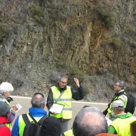 Geología: Excursión a Embid de la Ribera