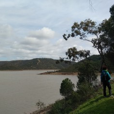 Embalse de Rumblar