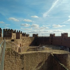 Castillo Burgalimar (Baños de la Encina)