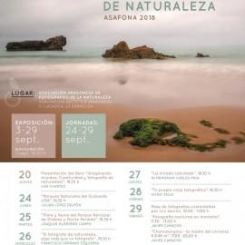 Jornadas Aragonesas de Fotografía de Naturaleza.