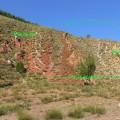 08 Facies-Keuper-con-tonos-grises-en-su-parte-inferior-y-rojizos-en-la-superior-río-Ancho-Montalbán