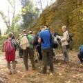 24 El grupo en la Fm Oliete en el río Ancho