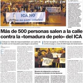 ¿Qué pasa con el ICA?