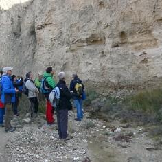 Lecciones sobre la erosión en los depósitos de barranco