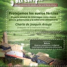 Mes de la Lucha Campesina en Aragón