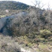 La gran uvala de la Puebla de Alfindén
