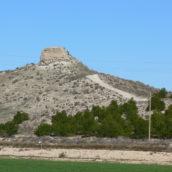 Cerro del castillo musulmán