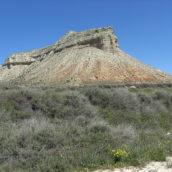 Cerros del Mioceno