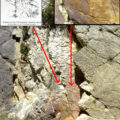 14 Superficie de interrupción sedimentaria