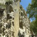 15 Estratos verticales en la Fm Mosqueruela