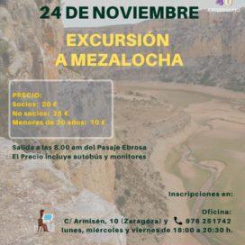 Excursión a Mezalocha
