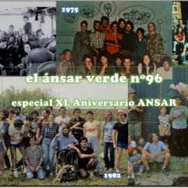 ANSAR VERDE Nº 96 EDICIÓN ESPECIAL XL ANIVERSARIO